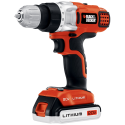 Lithium-Ion Drill-Driver with Fast Charger